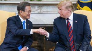日本政府内出现欢迎特朗普对韩冷淡的意见