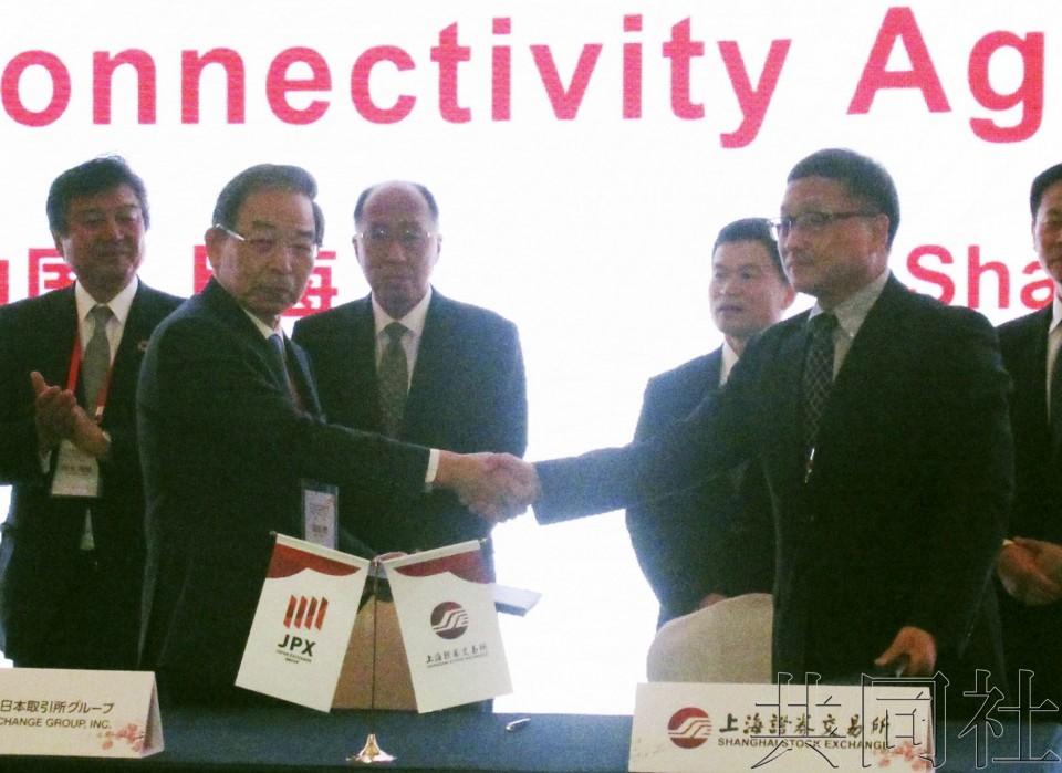 日中召开首届资本市场论坛 签署ETF互通协议