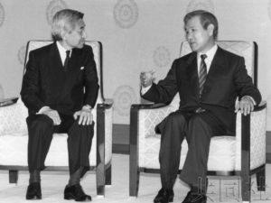 """解密:日本外务省1988年曾向韩国传达""""期待""""皇太子访韩"""
