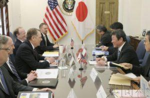 分析:日本以多边自贸体制为筹码对美谈判