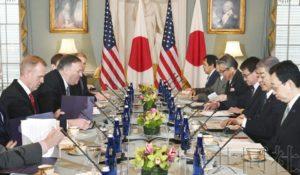 详讯:日美2+2会议首次确认网络防卫义务