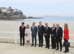 G7外长会议联合声明要求朝鲜继续对美磋商