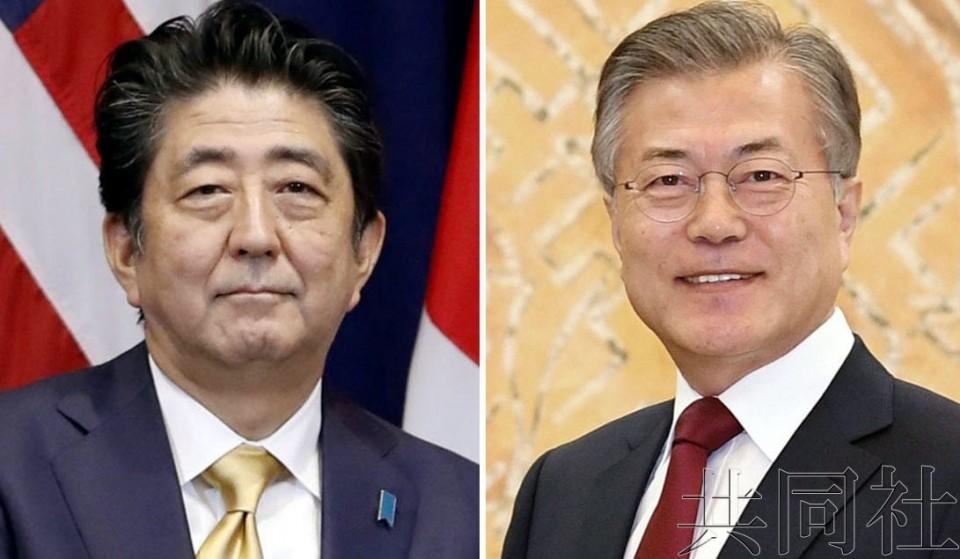 详讯:安倍考虑G20峰会期间不举行日韩首脑会谈