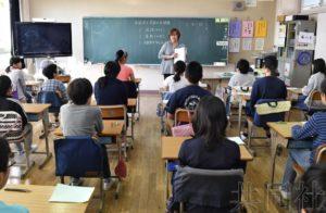 日本展开小学初中全国学力测试 首次引进英语
