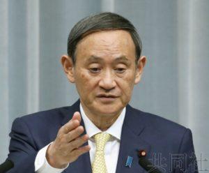 日本官房长官对习近平6月访日表示欢迎