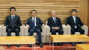 日本阁僚纷纷表示不会参拜靖国神社 或考虑到对华关系