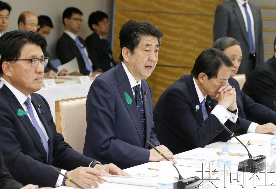 日美首脑拟就贸易展开磋商 安倍在欧洲将谋求就G20合作