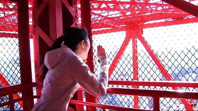 東京タワーの階段昇りで、公認昇り階段認定証ゲット!【連載:アキラの着目】