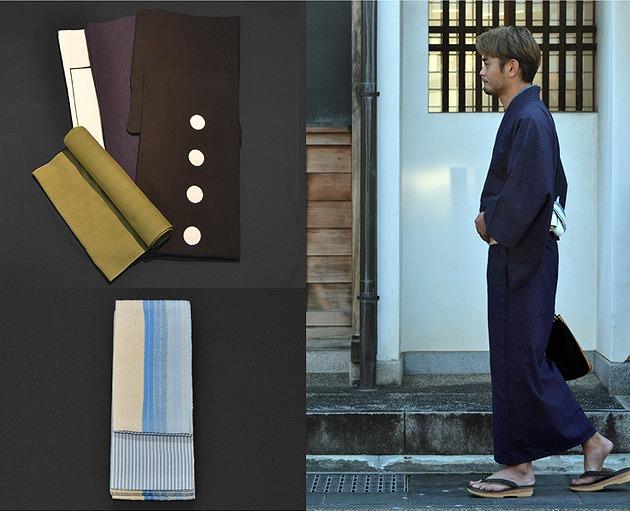 サラリとした快適な肌触り、美濃和紙で作られた着物【連載:アキラの着目】