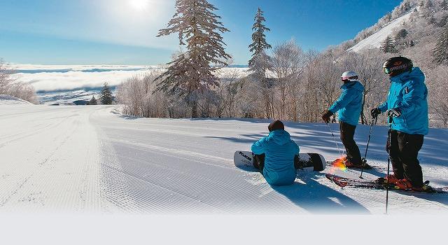 富良野スキー場 富良野スキー場HPから引用