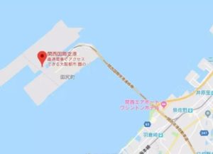 日本关西机场联外桥梁修复完成双向6线通行