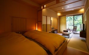 东北岩手住宿最日式的温泉旅馆「游泉志伊达」:和风空间一年四季都漂亮