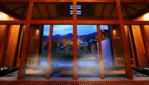 到「藏王四季旅馆」享受天然硫磺温泉