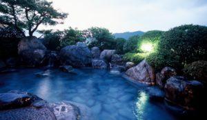 【岛根】安来市:鹭之汤温泉