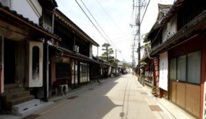 【岛根】出云市:木绵街道
