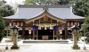 【岛根】松江市:八重垣神社