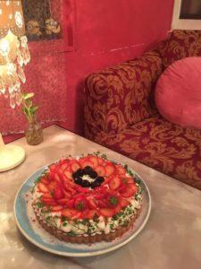 到「Cafe de Agenda」享用华丽摆盘的优雅午茶