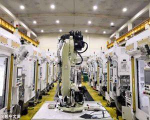 日本机床厂商在中国增产 押注需求触底反弹