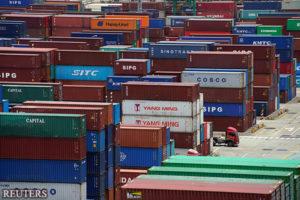 美国对华贸易逆差降至3年来最低