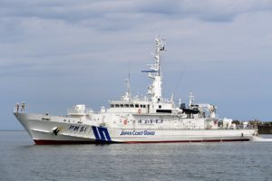日本《海上保安报告》宣传保安官职业欲吸引人才