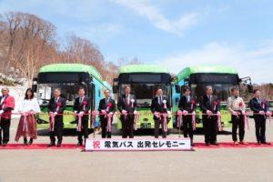 角逐东京奥运会 比亚迪在日本推出定制化纯电动巴士