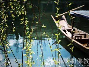 一日禅:禅是自渡之舟