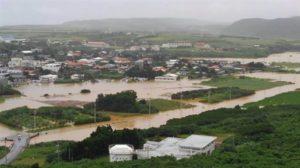 50年来新高!日本离台湾最近岛屿遭暴雨袭击灾情惨烈