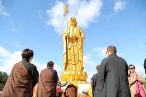 念一天地藏菩萨的圣号,功德有多大呢