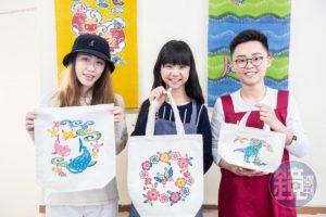 【玩冲绳】传承五百年的染布工艺用画的简单又有成就感