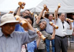 日本高龄化衍生另类商机金融业推失智者理财专案