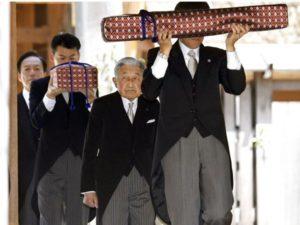 日皇即位仪式有关神道日本基督教团称违宪