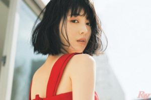 滨边美波高中毕业 决心成为专业女演员
