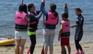 二色滨公园海上活动体验
