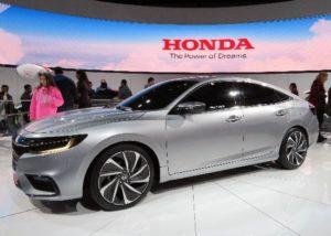 本田2020年将推出最新全球车型架构