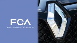 雷诺与FCA或将启动合并谈判 打造全球最大汽车集团