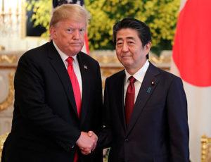 快讯:安倍称日美就应对朝鲜立场完全一致