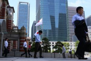 """详讯:日本3月景气动向指数被下调为""""恶化"""""""