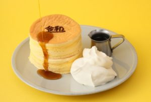 舒芙蕾松饼专门店「FLIPPER'S」推出令和、抹茶及起司三种限定新口味