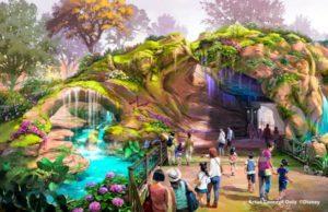 东京迪士尼2022年开设新区域 添《冰雪奇缘》等主题游乐设施