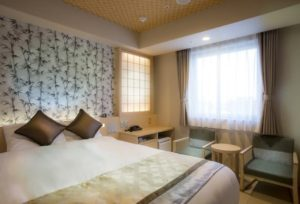 Osaka Hinode Hotel 逸の彩