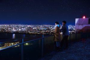 【大阪】梅田天空大楼– 空中庭园展望台眺望都市