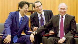 日本邀请普京参加10月新天皇即位仪式