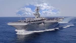 美军航母舰载机5月中旬将在硫黄岛实施起降训练