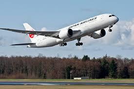 日航一架飞往上海的客机漏油被迫紧急返航