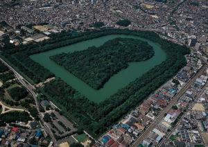 """UNESCO机构建议将""""仁德天皇陵""""列为世界文化遗产"""