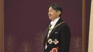 """快讯:逾8成日本人对新天皇""""有亲切感"""""""