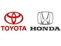 丰田和本田4月在华新车销量同比增加