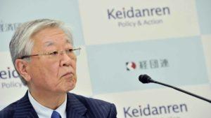 快讯:日本经团联会长称美国对华制裁影响巨大