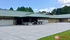 传统工艺集大成的现代和风空间:京都迎宾馆