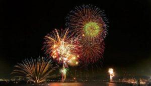 【福冈】第32回关门海峡花火大会